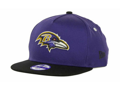 Baltimore Ravens NFL Kids Turnover Snapback 9FIFTY Cap Hats