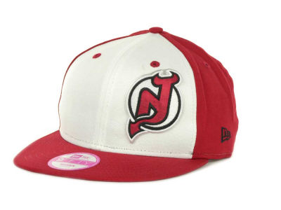 New Jersey Devils NHL Dubs Snapback 9FIFTY Cap Hats