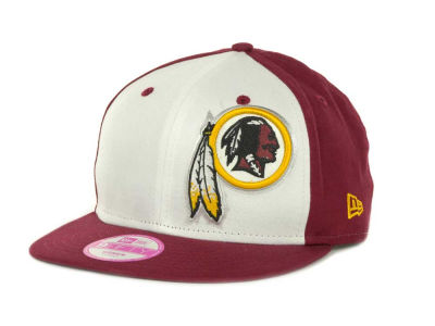 Washington Redskins NFL Dubs Snapback 9FIFTY Cap Hats