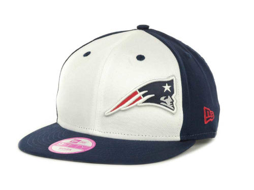 New England Patriots New Era NFL Dubs Snapback 9FIFTY Cap Hats