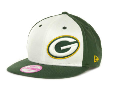 Green Bay Packers NFL Dubs Snapback 9FIFTY Cap Hats