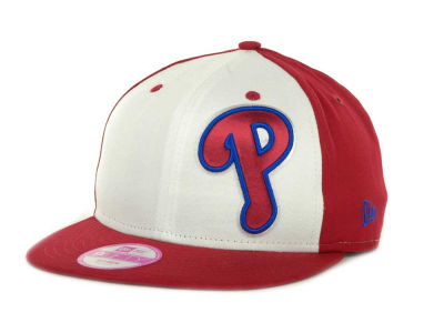 Philadelphia Phillies MLB Dubs Snapback 9FIFTY Cap Hats