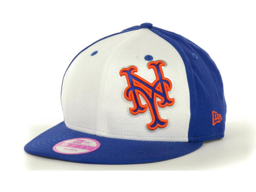 New York Mets New Era MLB Dubs Snapback 9FIFTY Cap Hats