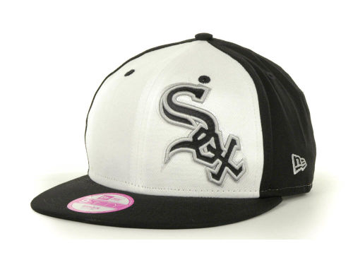 Chicago White Sox New Era MLB Dubs Snapback 9FIFTY Cap Hats