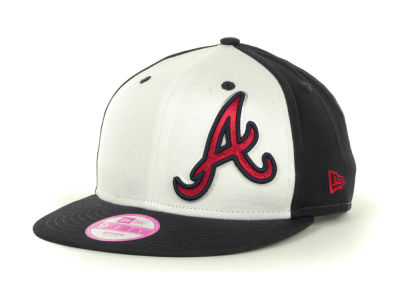 Atlanta Braves MLB Dubs Snapback 9FIFTY Cap Hats