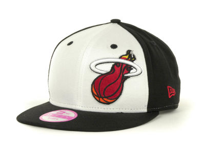 Miami Heat NBA Hardwood Classics Dubs Snapback 9FIFTY Cap Hats