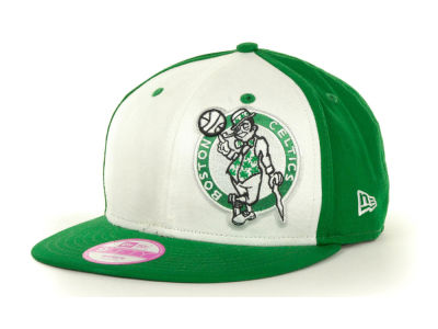 Boston Celtics NBA Hardwood Classics Dubs Snapback 9FIFTY Cap Hats