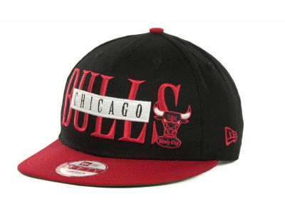 Chicago Bulls Offsides Snapback 9FIFTY Cap Hats