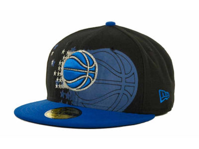 Orlando Magic Over Flock 59FIFTY Cap Hats