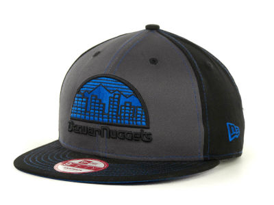 Denver Nuggets NBA SnapInPop Snapback 9FIFTY Cap Hats