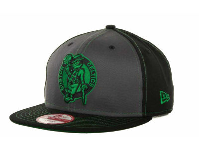Boston Celtics NBA SnapInPop Snapback 9FIFTY Cap Hats