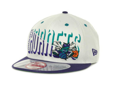 Charlotte Hornets NBA Team Splitter 9FIFTY Cap Hats