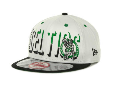 Boston Celtics NBA Team Splitter 9FIFTY Cap Hats