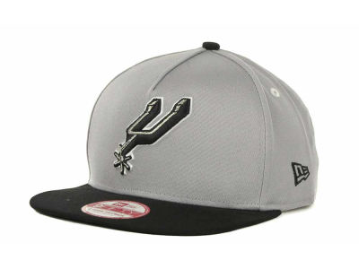 San Antonio Spurs NBA Turnover Snapback 9FIFTY Cap Hats