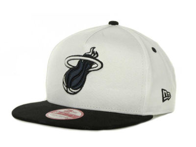 Miami Heat NBA Turnover Snapback 9FIFTY Cap Hats