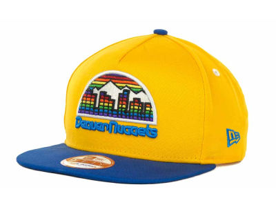 Denver Nuggets NBA Turnover Snapback 9FIFTY Cap Hats