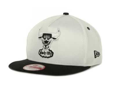 Chicago Bulls NBA Turnover Snapback 9FIFTY Cap Hats