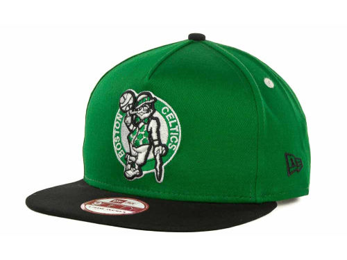 Boston Celtics New Era NBA Turnover Snapback 9FIFTY Cap Hats