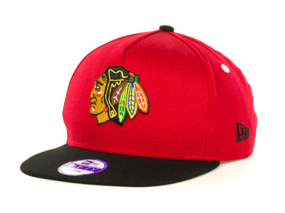 Chicago Blackhawks NHL Kids Turnover Snapback 9FIFTY Cap Hats