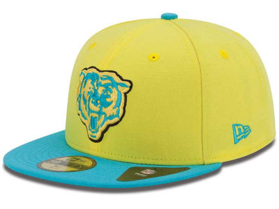 Chicago Bears NFL Inverse 59FIFTY Cap Hats