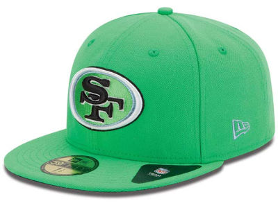 San Francisco 49ers NFL Inverse 59FIFTY Cap Hats