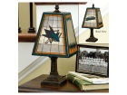 San Jose Sharks Art Glass Table Lamp Bed & Bath