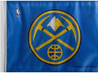 Denver Nuggets Rico Industries Car Flag Auto Accessories