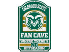 Colorado State Rams Wincraft 11x17 Wood Sign Flags & Banners