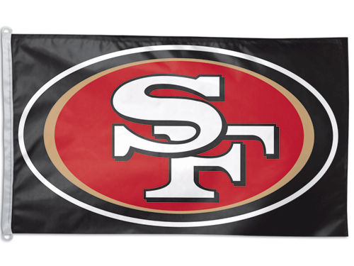 San Francisco 49ers Wincraft 3x5ft Flag