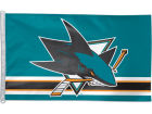 San Jose Sharks Wincraft 3x5ft Flag Flags & Banners