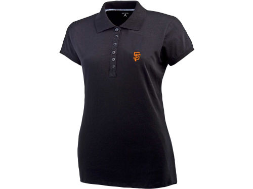 San Francisco Giants Antigua MLB Womens Spark Polo 2012