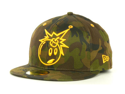 The Hundreds Hundreds Adam 59FIFTY Cap Hats