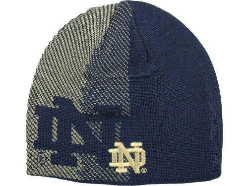 Notre Dame Fighting Irish NCAA Adidas Reversible Knit Hats