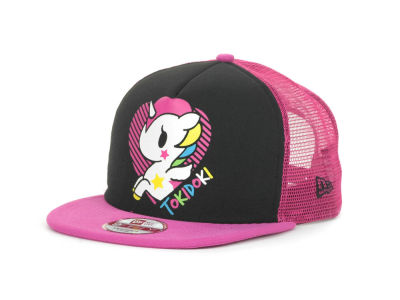 Tokidoki Toki Glitzy Trucker 9FIFTY Cap Hats