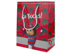 Ohio State Buckeyes Medium Giftbag Holiday