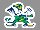 Notre Dame Fighting Irish Wincraft 4x4 Die Cut Decal Color Bumper Stickers & Decals