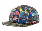 DC Comics Batman Hero Comic Stripe Camper Adjustable Hats