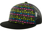 Space Invaders Space Invaders Printed Trucker Hats