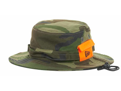 New Era Camo Pack Bucket Hats