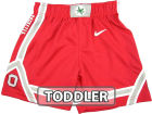 Ohio State Buckeyes Haddad Brands NCAA Toddler Authentic Basketball Short Shorts