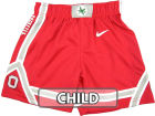 Ohio State Buckeyes Haddad Brands NCAA Kids Authentic Basketball Short Shorts