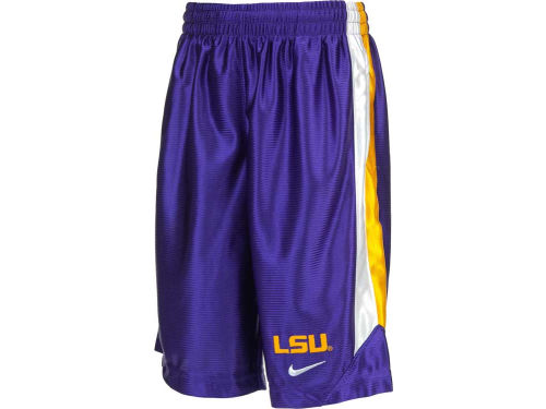 LSU Tigers Haddad Brands NCAA Youth Durasheen Short