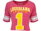 Louisiana Lafayette Ragin Cajuns NCAA Womens Edith Crop Shirt T-Shirts