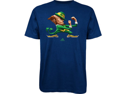 Notre Dame Fighting Irish adidas NCAA Men's So Real T-Shirt