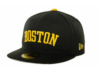 Boston Red Sox MLB All City Patch 59FIFTY Cap Hats