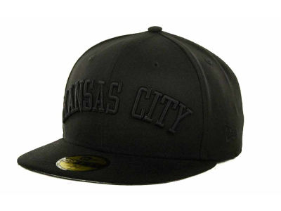 Kansas City Royals MLB All City Patch 59FIFTY Cap Hats