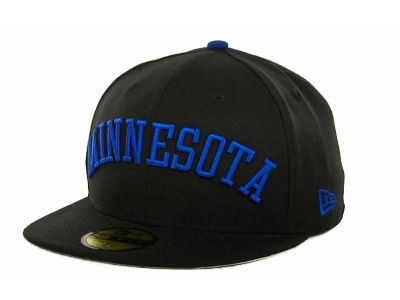 Minnesota Twins MLB All City Patch 59FIFTY Cap Hats