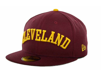 Cleveland Indians MLB All City Patch 59FIFTY Cap Hats