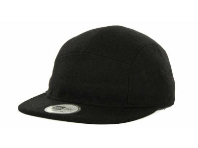 New Era Melton Wool Camper Cap Hats