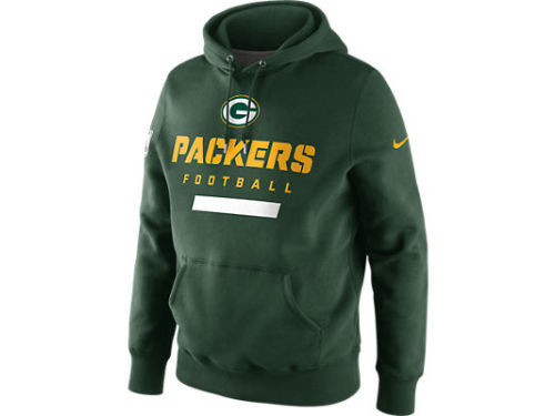 Green Bay Packers Nike NFL Classic Property Of Hoodie